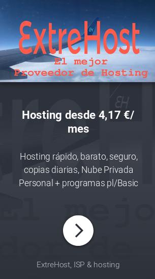 Hosting para empresas